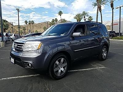Used 2015 Honda Pilot Touring