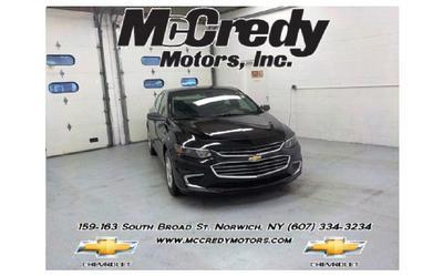 New 2017 Chevrolet Malibu 1LS