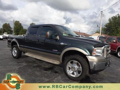 2007 Ford F-250 King Ranch