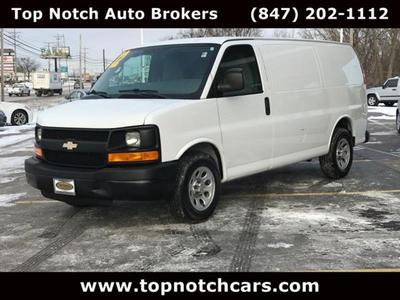 Used Chevrolet Express 1500 For Sale In Chicago IL