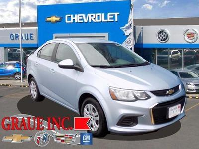 New 2017 Chevrolet Sonic LS Sedan
