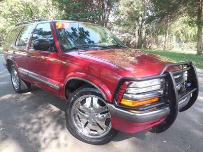 Used 1999 Chevrolet Blazer LS