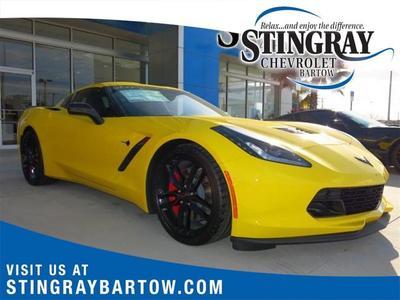 New 2016 Chevrolet Corvette Stingray Z51