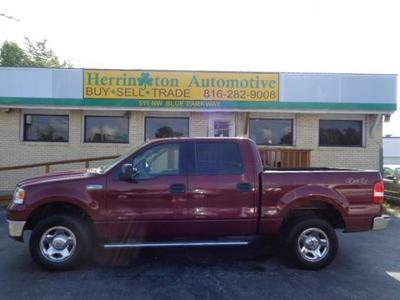 Used 2005 Ford F-150 XLT SuperCrew