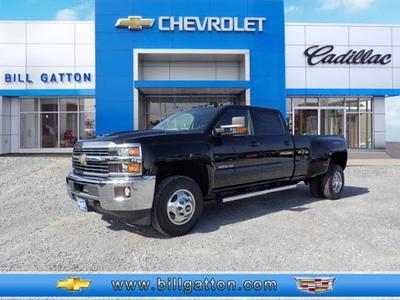 2018 Chevrolet Silverado 3500 LT