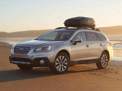 New 2017 Subaru Outback 2.5i Touring