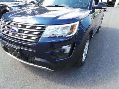 New 2016 Ford Explorer XLT