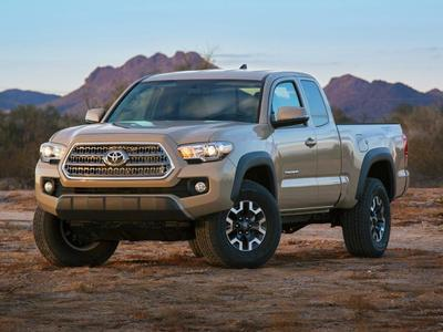New 2017 Toyota Tacoma TRD Off Road