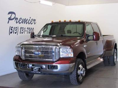 Used 2005 Ford F-350 Lariat Super Duty