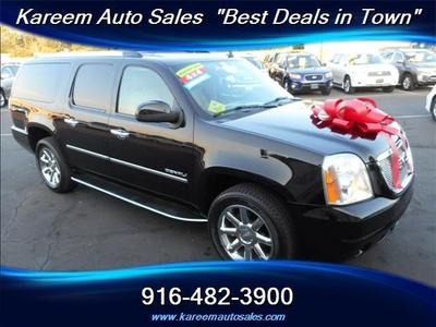 Used 2011 GMC Yukon XL 1500 Denali