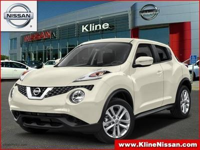 New 2017 Nissan Juke S
