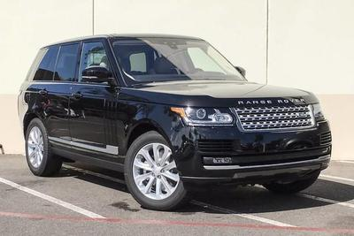 2017 Land Rover Range Rover 3.0L Turbocharged Diesel HSE Td6