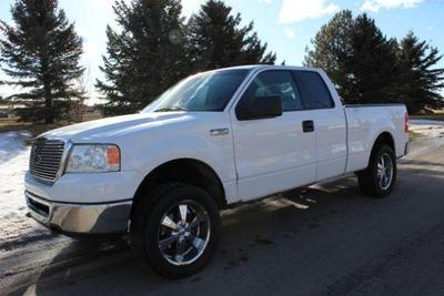 Used 2008 Ford F-150 Lariat SuperCab