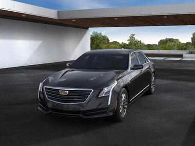 2018 Cadillac CT6 3.0L Twin Turbo Platinum