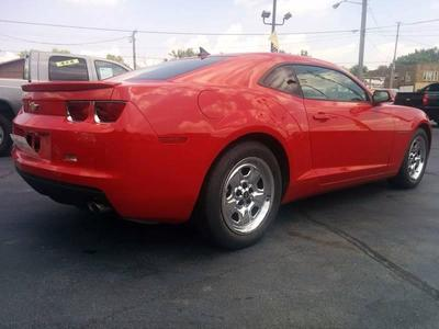 Used 2013 Chevrolet Camaro 1LS