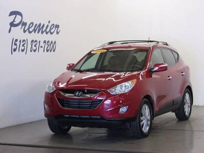Used 2013 Hyundai Tucson Limited