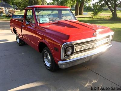 1969 Chevrolet C10/K10