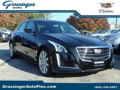 2017 Cadillac CTS 3.6L Twin Turbo Vsport