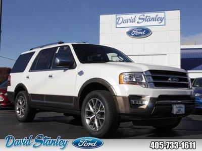 New 2017 Ford Expedition King Ranch