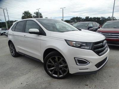New 2016 Ford Edge Sport