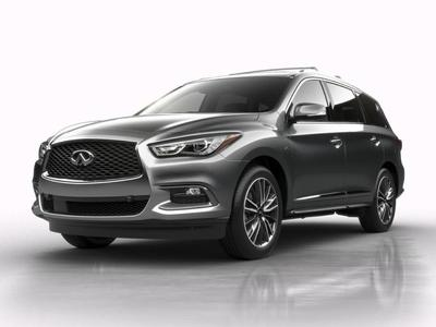 New 2017 INFINITI QX60 Base