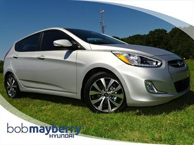 New 2017 Hyundai Accent Sport