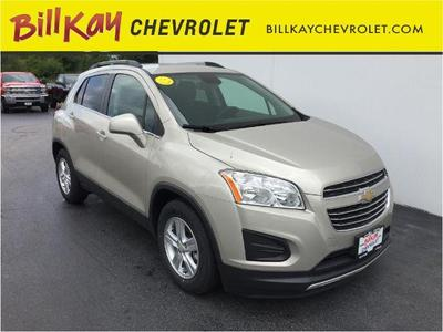 New 2016 Chevrolet Trax LT