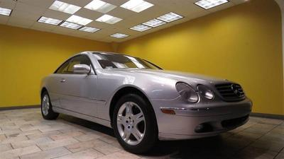 Used 2001 Mercedes-Benz  CL500