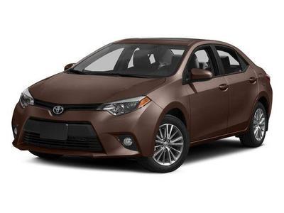 Used 2015 Toyota Corolla LE Plus