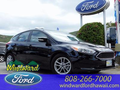 New 2017 Ford Focus SE