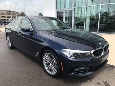 New 2017 BMW 530 i xDrive