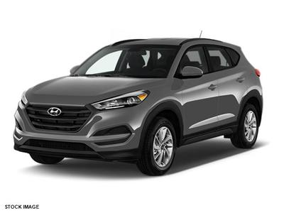 New 2017 Hyundai Tucson SE Plus