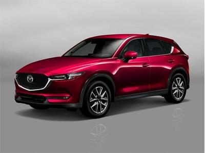New 2017 Mazda CX-5 GS