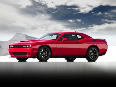 New 2016 Dodge Challenger SRT Hellcat