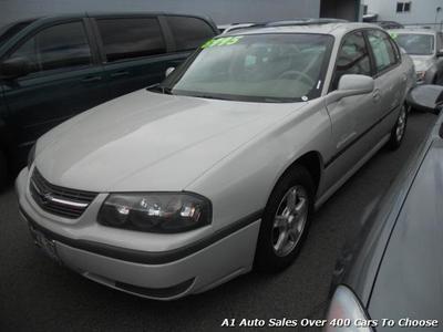Used 2003 Chevrolet Impala LS