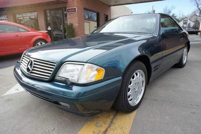 Used 1996 Mercedes-Benz  SL320 Roadster