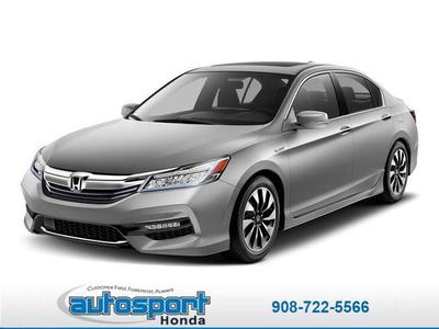 New 2017 Honda Accord Hybrid Touring