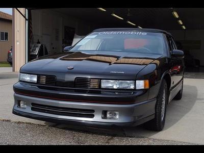 1988 Oldsmobile Cutlass Supreme International