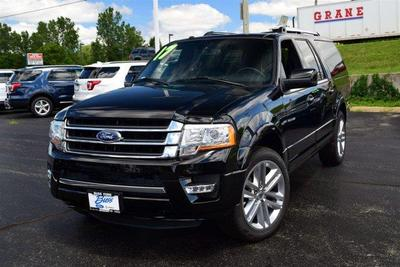 New 2017 Ford Expedition Limited