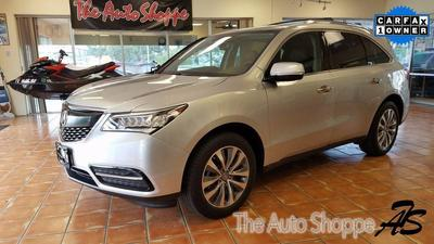 Used 2014 Acura MDX 3.5L Technology Package