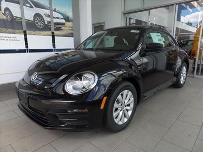 New 2017 Volkswagen Beetle 1.8T S