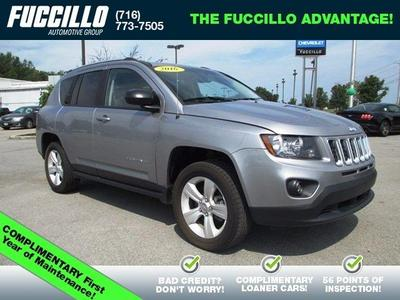 Used 2016 Jeep Compass Sport