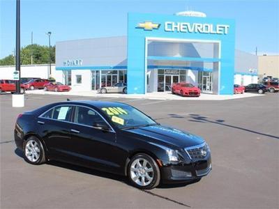 Used 2014 Cadillac ATS 2.5L Luxury