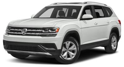 New 2018 Volkswagen Atlas 3.6L SEL