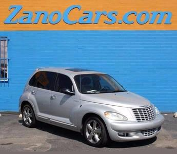 Used 2005 Chrysler PT Cruiser GT