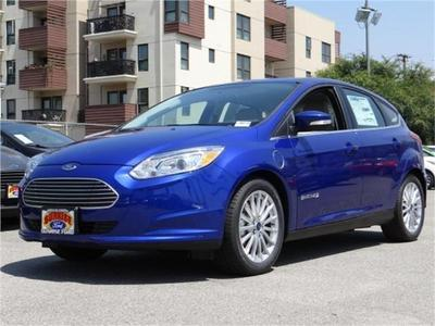 New 2015 Ford Focus Electric Base