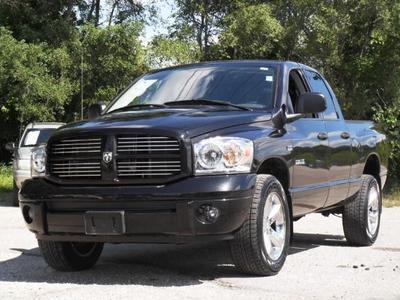 Used 2008 Dodge Ram 1500 SPORT