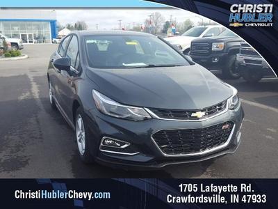 New 2017 Chevrolet Cruze LT Automatic