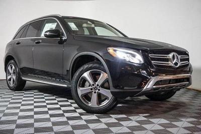 New 2018 Mercedes-Benz GLC 300 Base