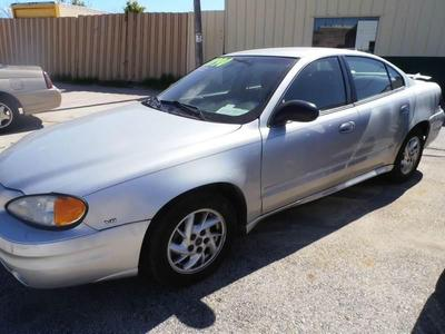 Used 2005 Pontiac Grand Am SE